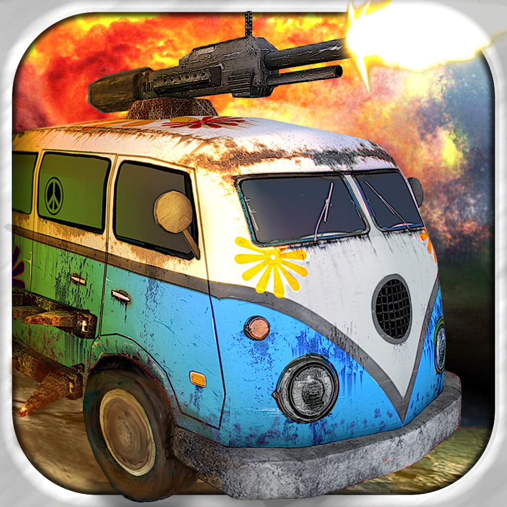 R.I.P. Rally by Chillingo Ltd icon