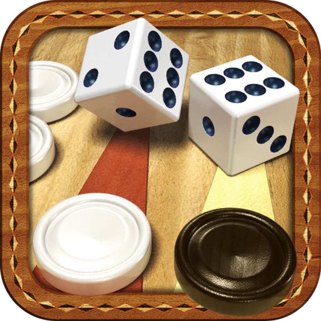 Backgammon Masters iOS